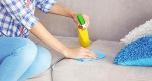 Чистка мебели – необходима в каждом жилище!