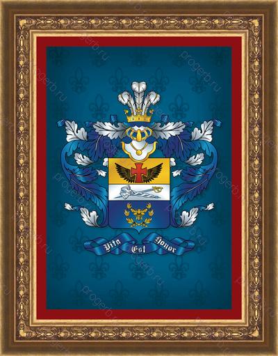 Откуда появились семейные гербы и что они означают?